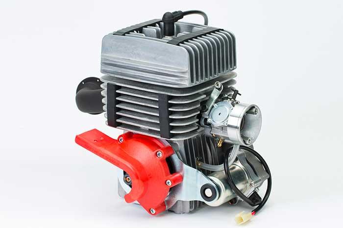 YAMAHA KT100SECエンジン